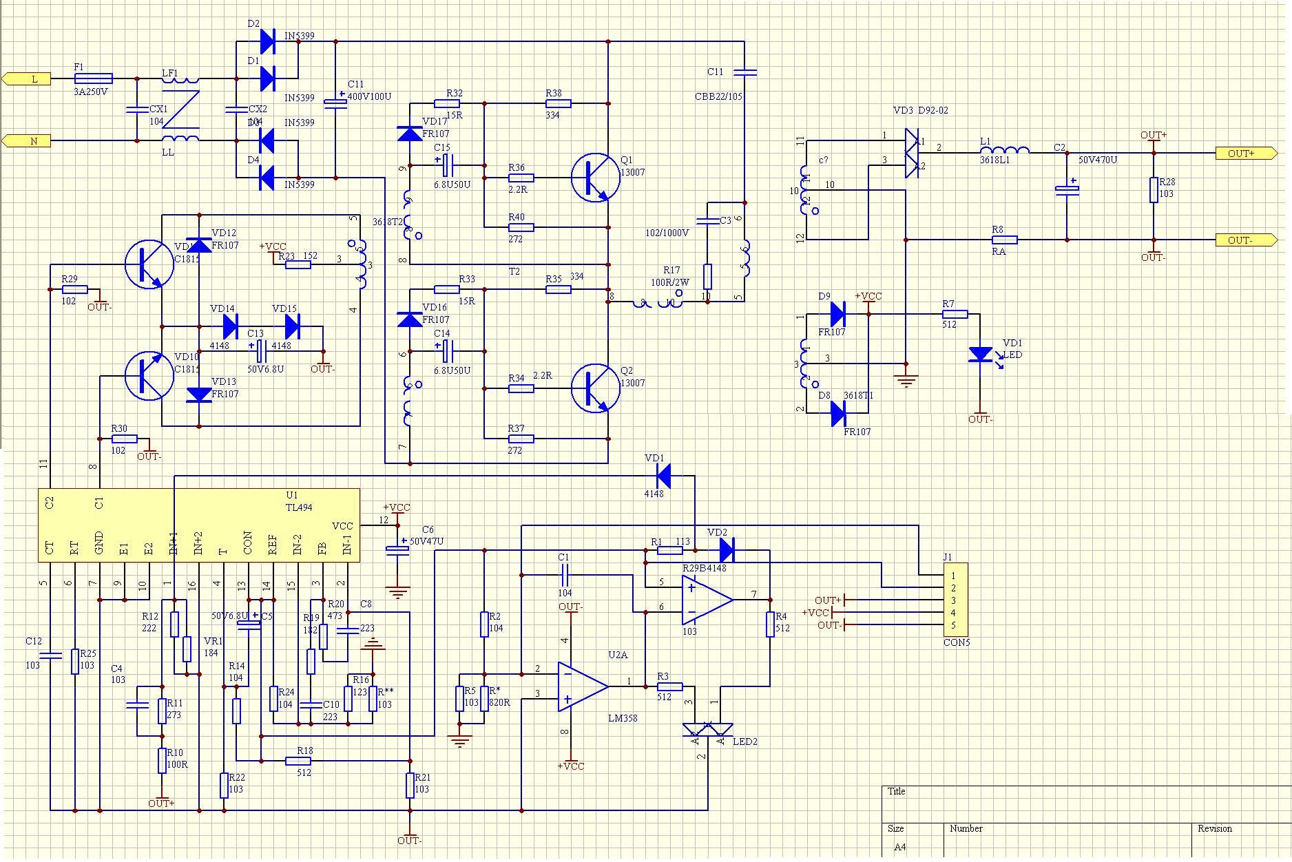 电路 电路图 电子 原理图 1876_1252