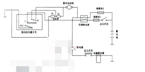 也可以用以控制离合器继电器与压力开关串联使用.