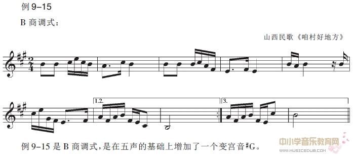 中国话 kongfu fighting(德国人写的) 请问有哪些用民族五声调式创作