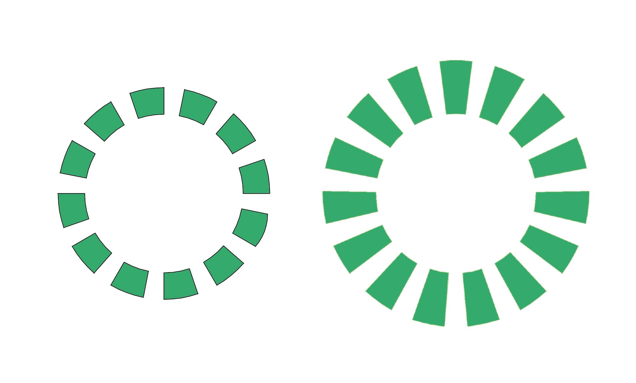 这两个图标用ps怎么画,求步骤.