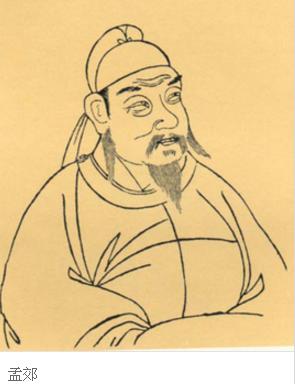现存诗歌500多首,以短篇的五言古诗最多,代表作有《游子吟》.图片
