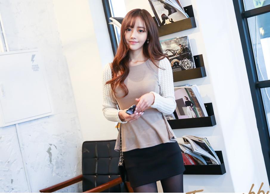 这位韩国服装模特的名字?