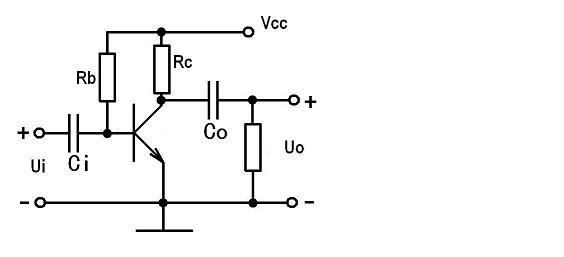 关于三极管放大电路交流信号的问题,请帮我分析一下,谢谢