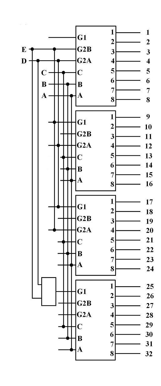 """用译码器138实现构成一位二进制全减器。。(图3)  用译码器138实现构成一位二进制全减器。。(图8)  用译码器138实现构成一位二进制全减器。。(图11)  用译码器138实现构成一位二进制全减器。。(图16)  用译码器138实现构成一位二进制全减器。。(图23)  用译码器138实现构成一位二进制全减器。。(图27) 为了解决用户可能碰到关于""""用译码器138实现构成一位二进制全减器。。""""相关的问题,突袭网经过收集整理为用户提供相关的解决办法,请注意,解决办法仅供参考,不代表本网同意其意见,"""