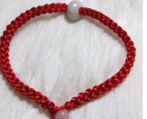红绳结编法图解