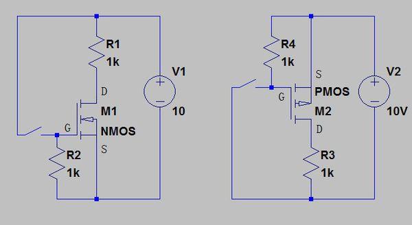 场效应管的测量方法