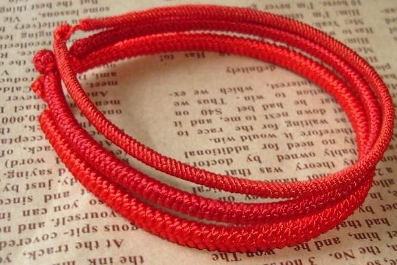 手链编织方法