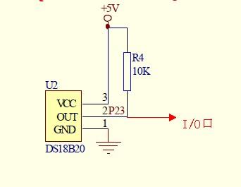 ds18b20发热问题(自己做的小电路)
