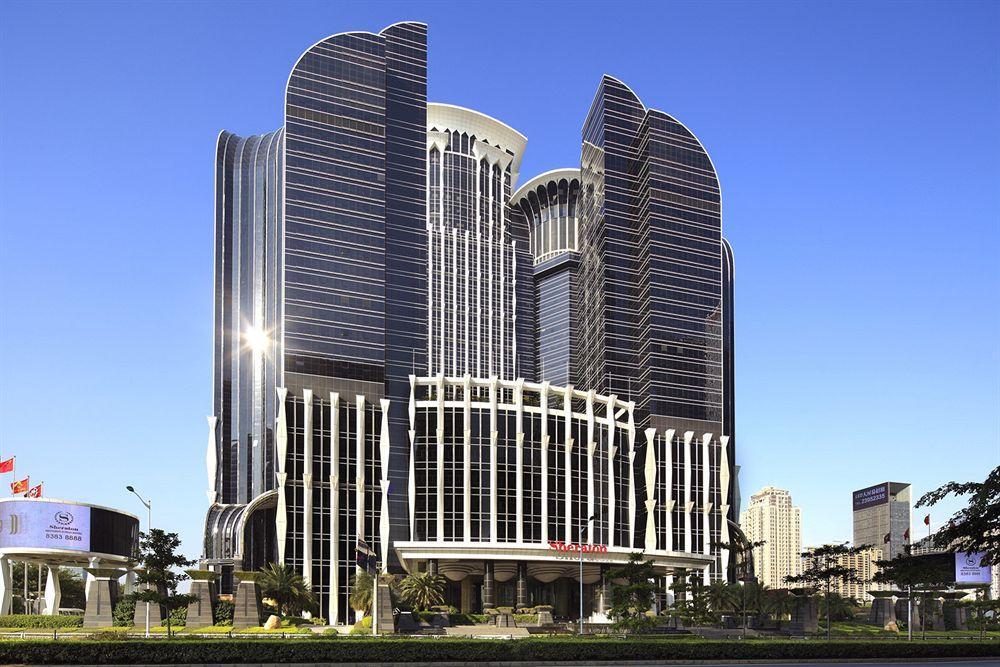 深圳大中华喜来登酒店的预订规则
