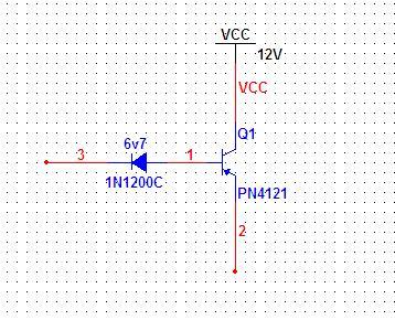 求12v转5v的简单电路
