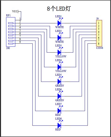 单片机keil编程-流水灯-的问题