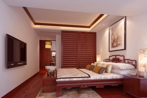 红色的木地板配什么样的家具好看
