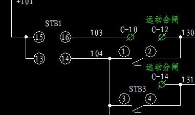 电气原理图中,转换开关的图形符号怎么看,或者告诉我完整的符号大全