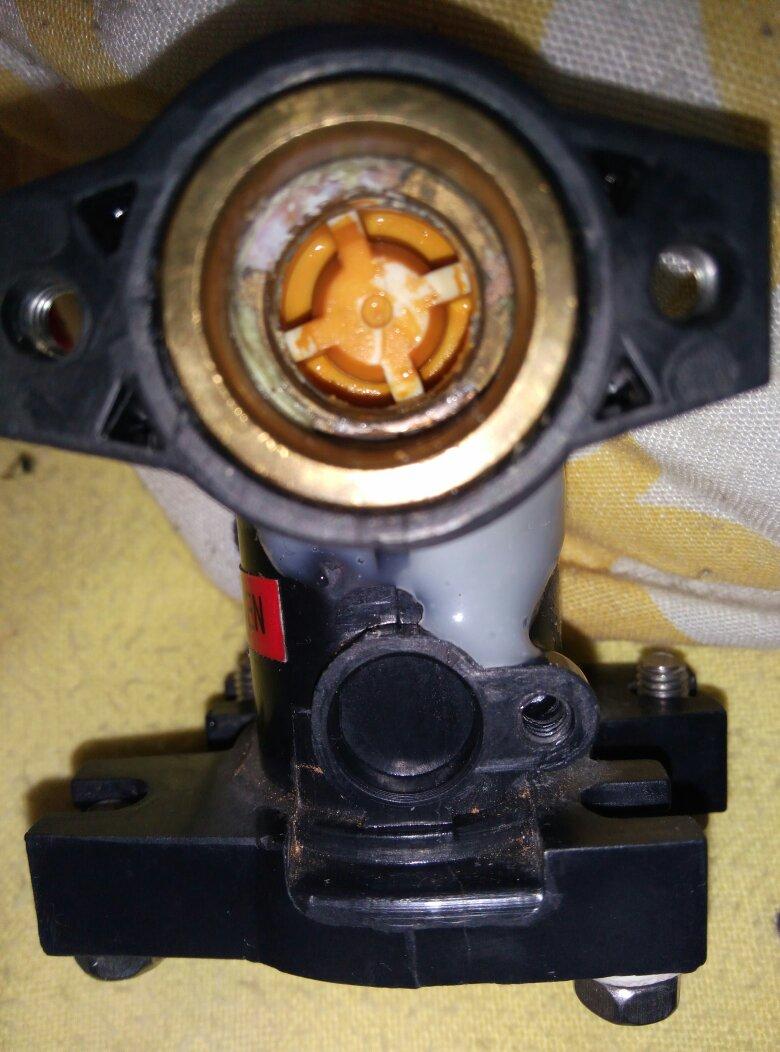 林内燃气热水器水量传感器冻坏了那有买图片