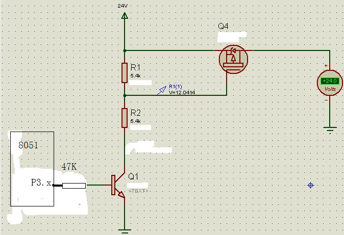 pmos 驱动电路