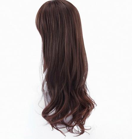 用卷发夹弄出来的头发是什么样子的!求图片图片