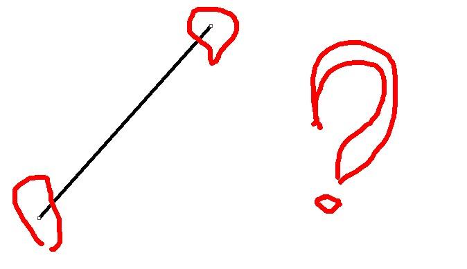 win7画图板画直线问题图片