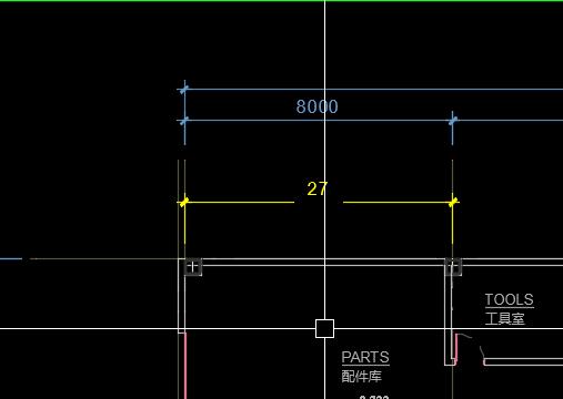 cad布局转成模型比例尺v布局cad打印虚拟白线有图片