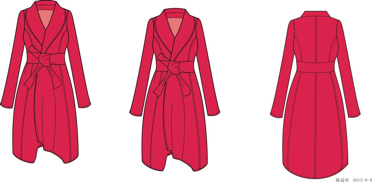 服装效果图和服装款式图哪个更重要