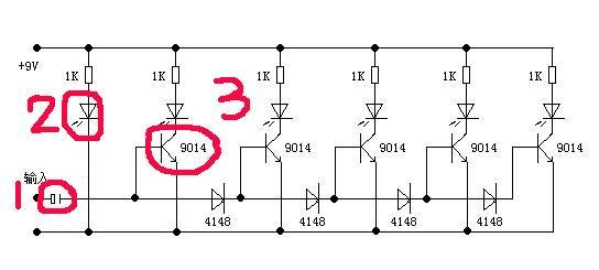 电路 电路图 电子 原理图 544_245