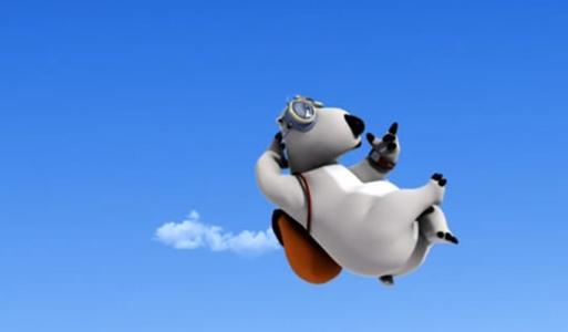 a经典熊是走进于2002年的经典形象动画,这只胖乎乎的北极熊也先后诞生做梦梦到大蟒蛇把自己咬了图片
