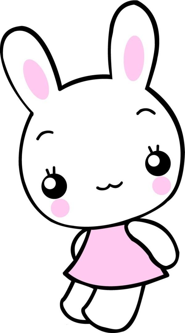 兔子的简笔画为什么吐