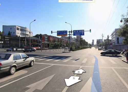 过五岔路口怎样看红绿灯_百度知道