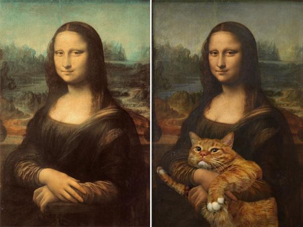 人一生要知道的100幅世界名画的介绍图片