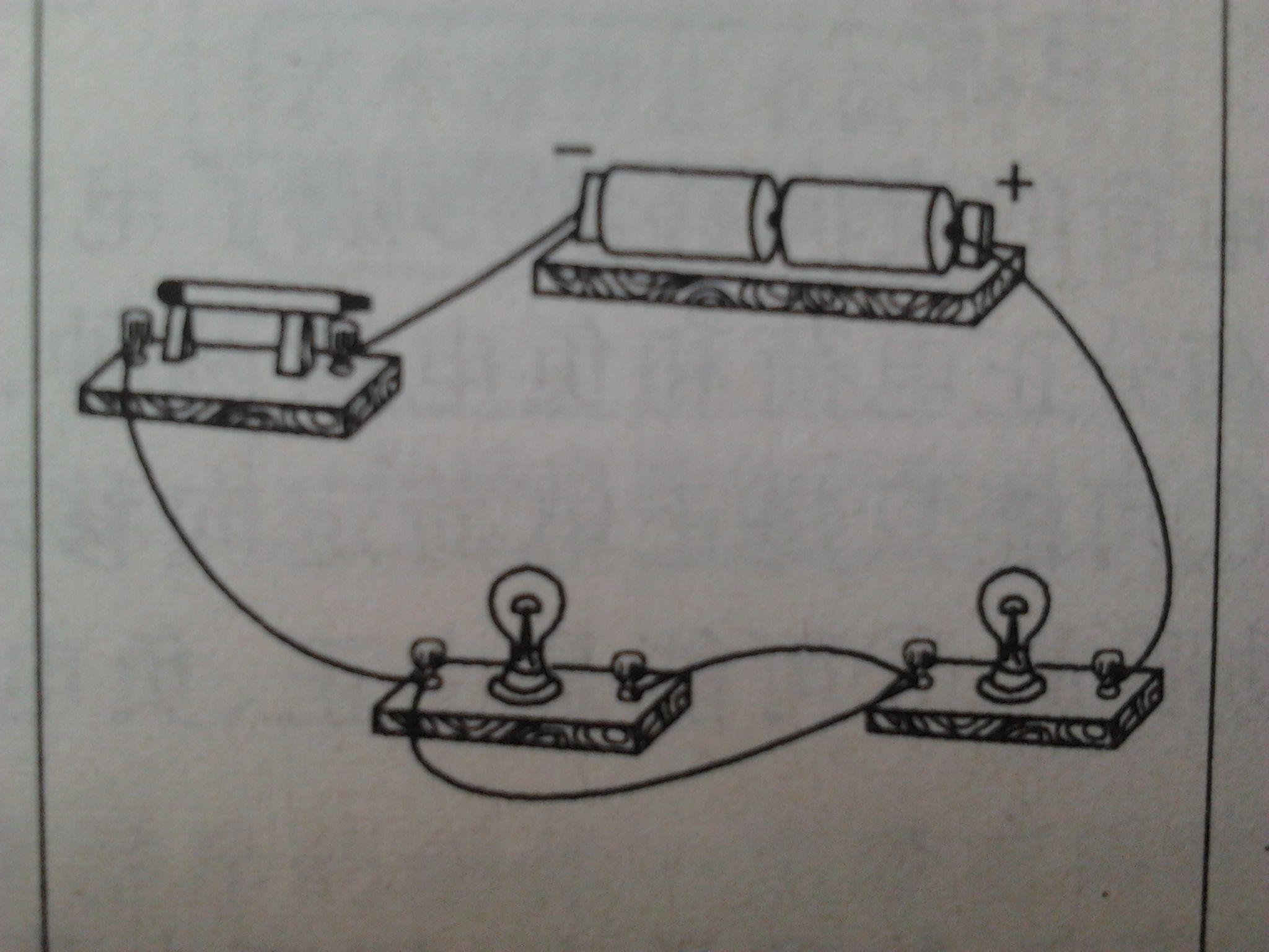 请大家帮忙看一下这道物理电路图连的对吗?