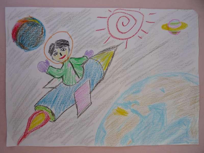 儿童画 800_600图片