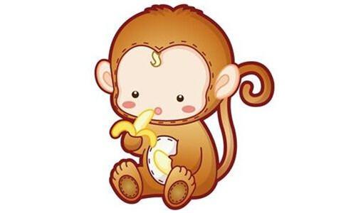 1980年男属猴微信头像吉利招财