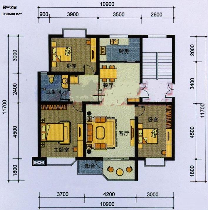 求设计平面图纸,宅基地东西长16米,南北宽10米,想设计