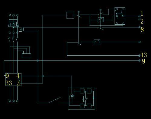 电路 电路图 电子 户型 户型图 平面图 原理图 500_395
