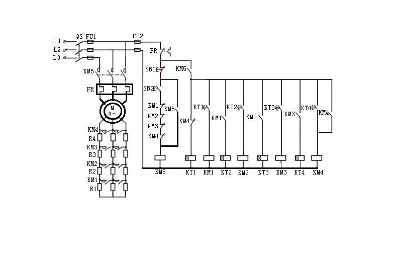 10t行车电机结构图