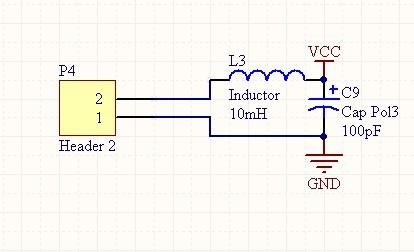 这个电路原理图有什么作用