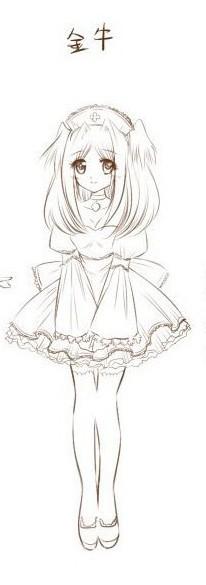 好看的动漫美少女画,我要画,简单些的,还要可爱些!大师帮帮我!