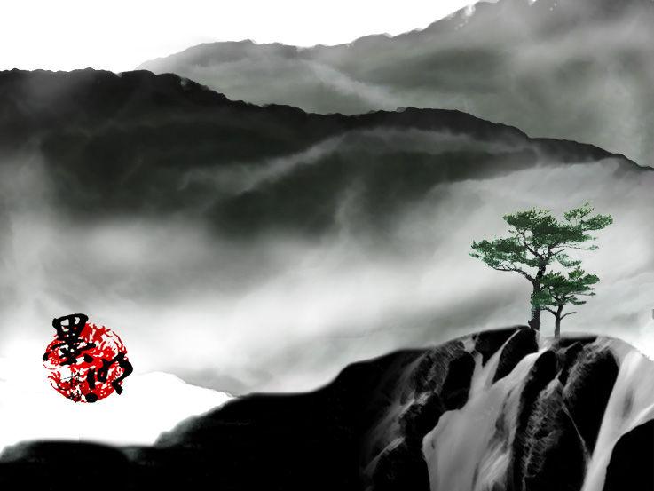 中国风电脑壁纸