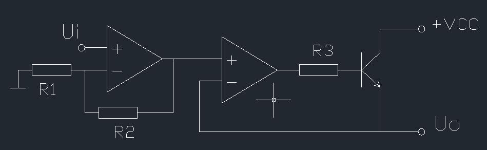 lm324功率放大的完整电路图.