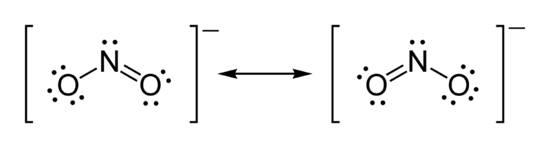 路易斯结构式表示实例图片