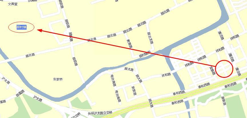 顾村镇gdp_顾村镇地图 顾村镇卫星地图 顾村镇高清航拍地图