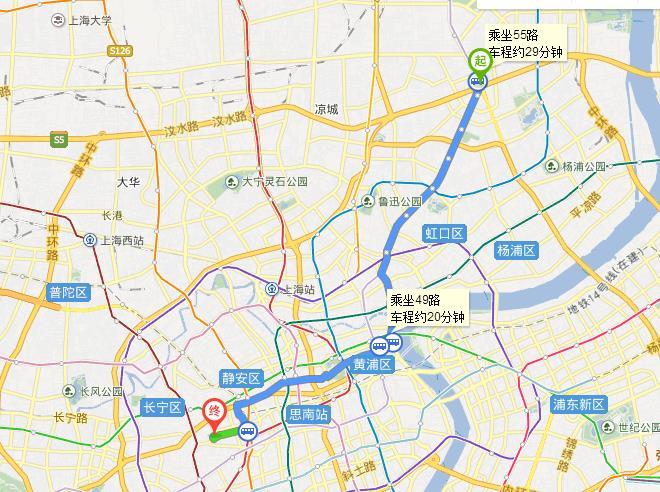 上海公交55路换71路换48路到丁香枕头?哪里有v丁香檀香木花园图片