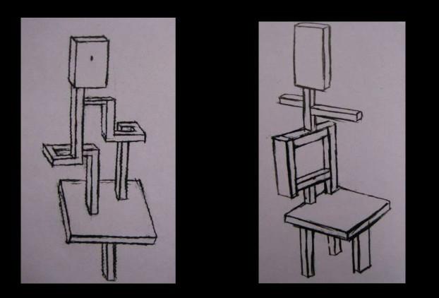 什么叫重构素描.什么叫解构素描.发两张作品例举一下.