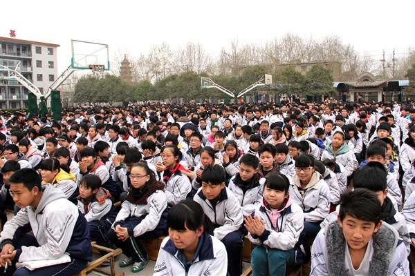 辉县市第一高级中学的教学情况2016吉林高中会考图片