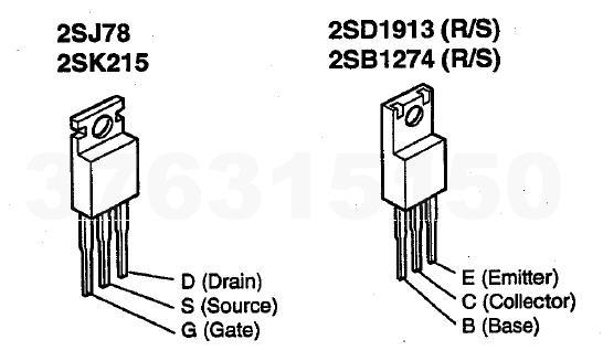 求天龙pma-1315rg功放机电路资料,到手已知大管被换过