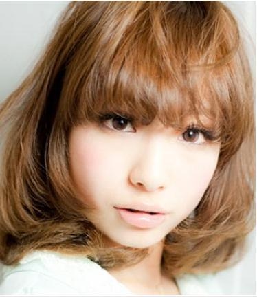 测脸型适合什么发型