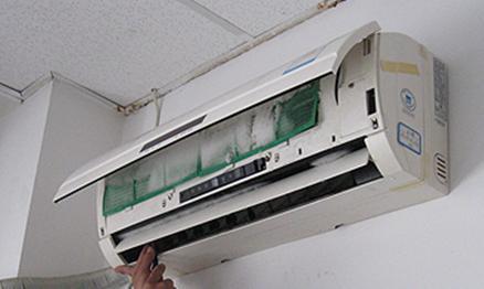 美的空调kf-26gwbp2dn1y-l(3)如何打开面板清洗