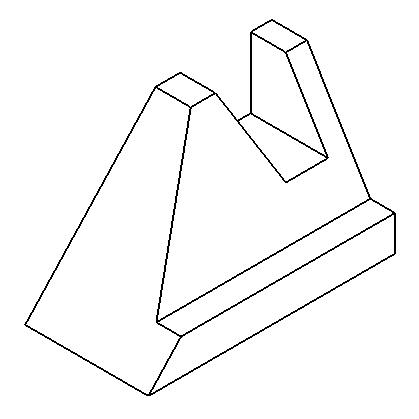 求立体图.