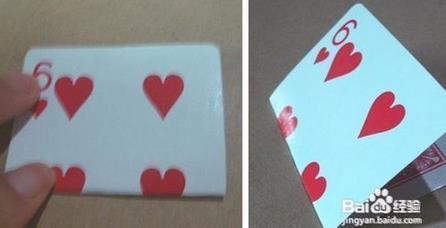 如何diy旧扑克折花瓶方法图解