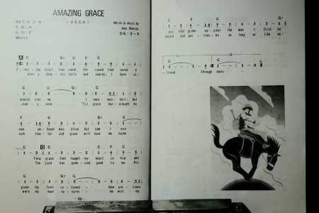 求《奇异恩典》(amazing grace)的曲谱,最好的简谱,钢琴谱次之.谢了!