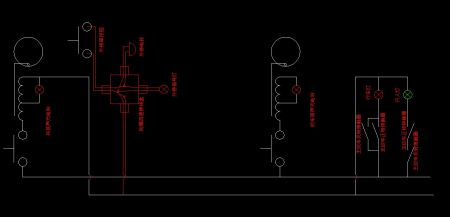 4981lv12 擅长:硬件  展开全部 电铃接法如下图 请结合煤矿井下电气